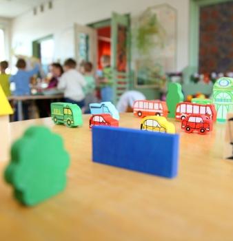 Podstawa programowa wychowania przedszkolnego dla przedszkoli, oddziałów przedszkolnych oraz innych form wychowania przedszkolnego
